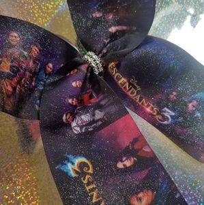 handmade Accessories - Descendants 3 hair bow